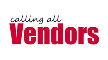 calling all vendors